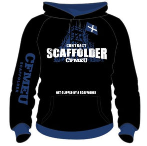 Made to Order - Contract Scaffolder Pullover Hoodie