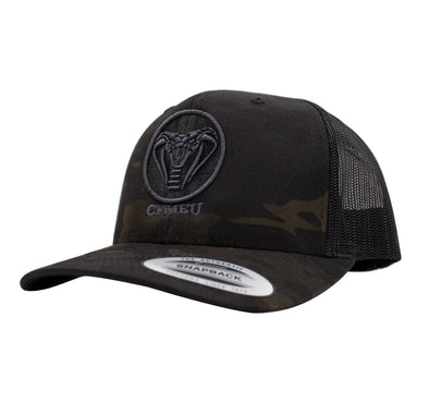 Flexfit 3D Cobra - TRUCKER URBAN CAMO