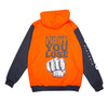 DFYL /  Front Zip Pocket - HV Orange