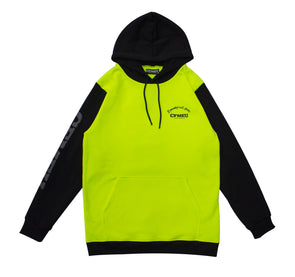 Cobra Fist IPWS Pullover Hoodie - HV Yellow
