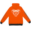 IPWS Full Zip - Hi Vis Orange