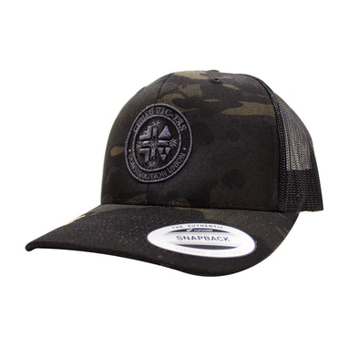 Flexfit 3D Vic Tas - TRUCKER URBAN CAMO
