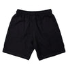 Drawstring Shorts - Black / Urban Camo