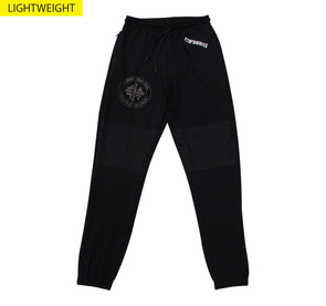 Men's Workwear Tracksuit Pants - (Lightweight /Panelled Knee)