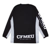 Micro Mesh Long Sleeve - Black/Grey