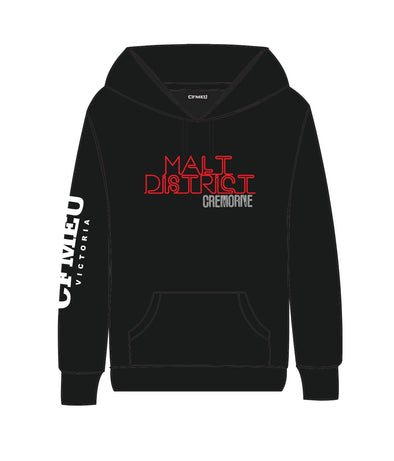 Malt District Pullover Hoodie (020720)