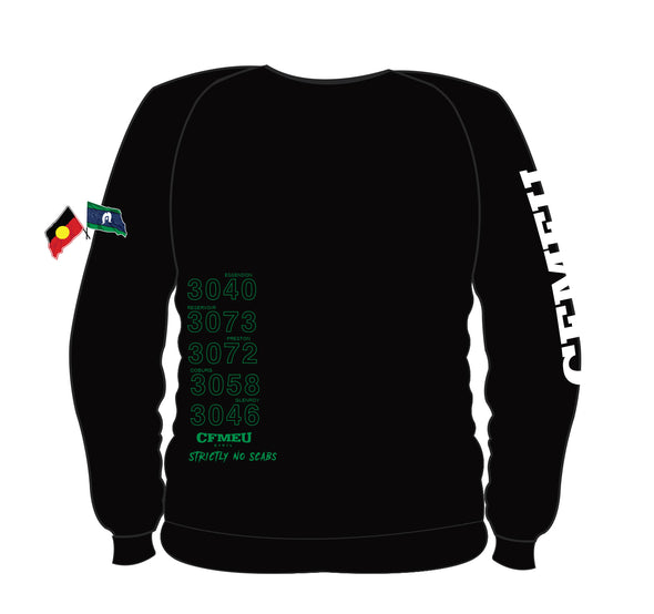 Made to Order - NWPA Crew Neck Pullover