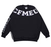 CFMEU WC/ DC Sloppy Jo  - Black