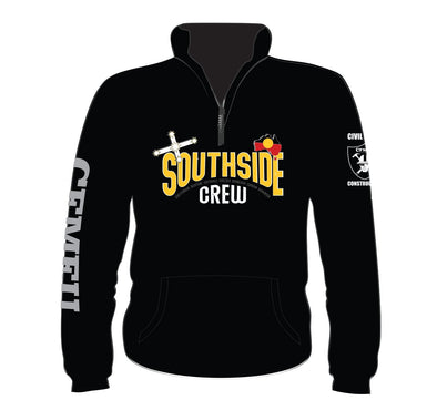 Made to Order - Southside 1/4 Zip Pullover (220620)