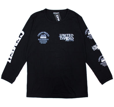 Solidarity Long Sleeve - Black