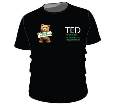 Made to Order Ted Tee (Black) 111109