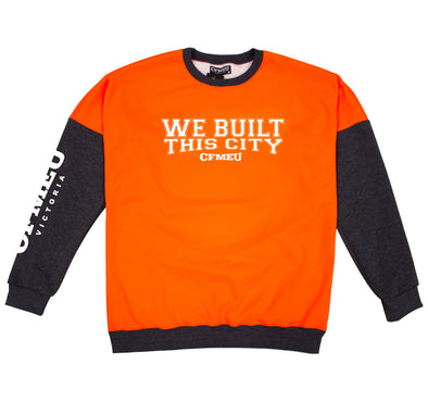 WBTC WC - Hi Vis Orange / Charcoal