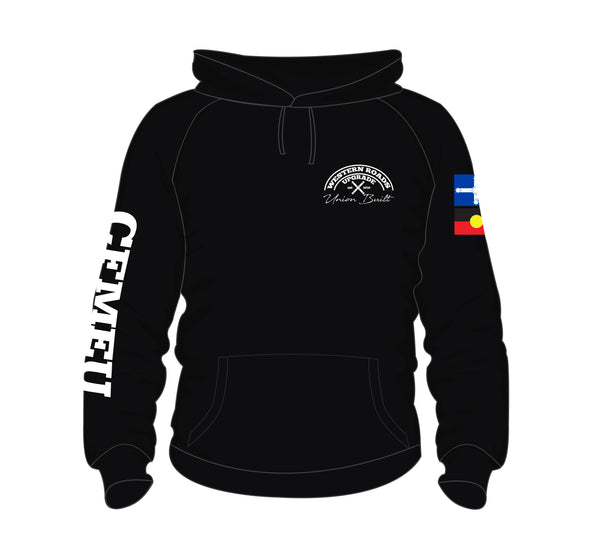 Made to Order - Western Roads Upgrade Hoodie (170320)
