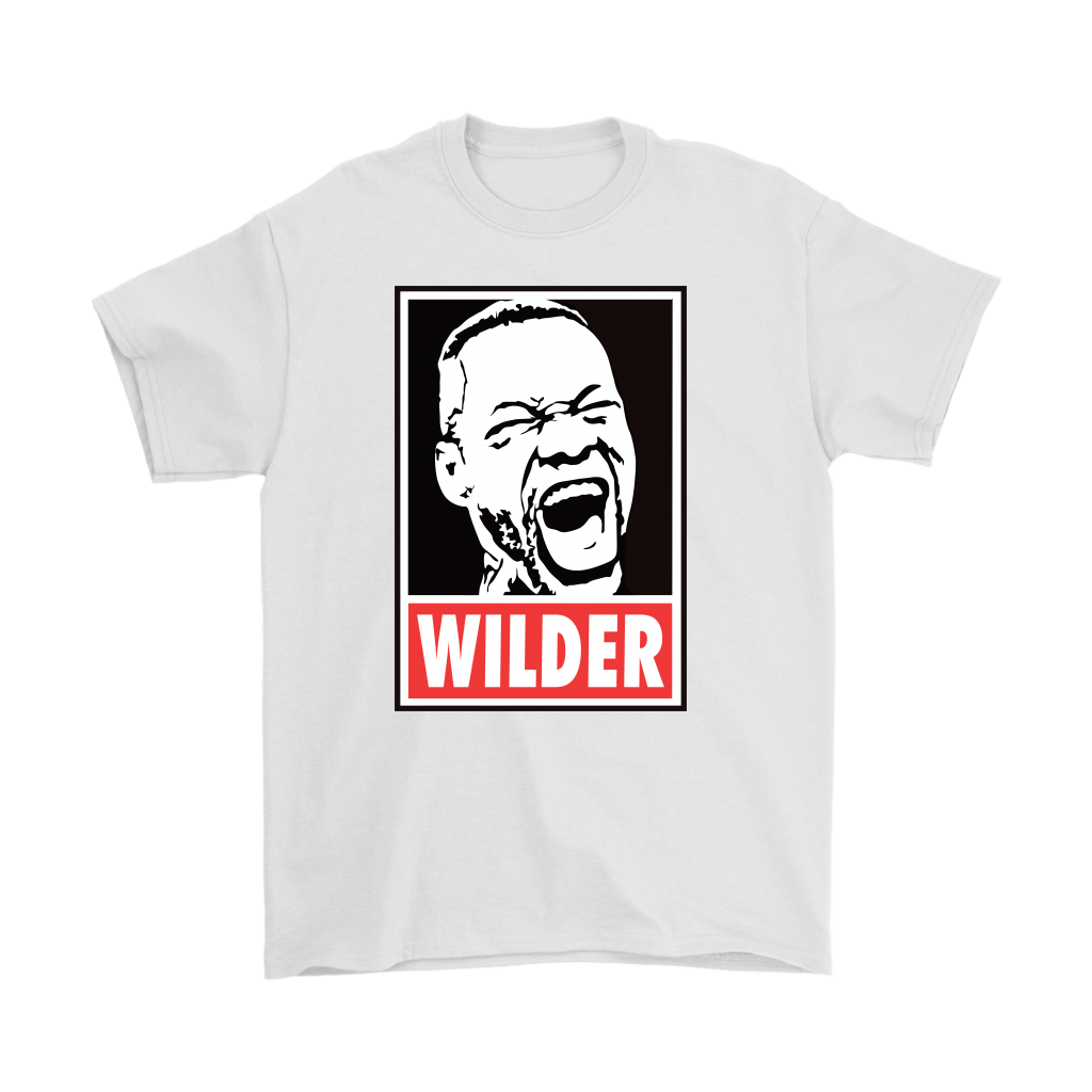 2175ad1f3998 Deontay Wilder OBEY Style T-Shirt – Fighting Mad