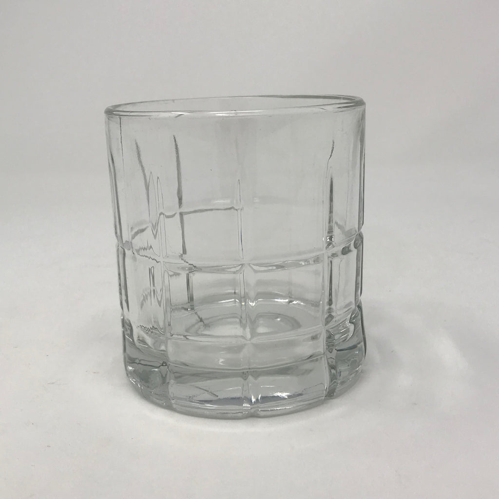 Kate's Childhood Faceted Short Tumbler