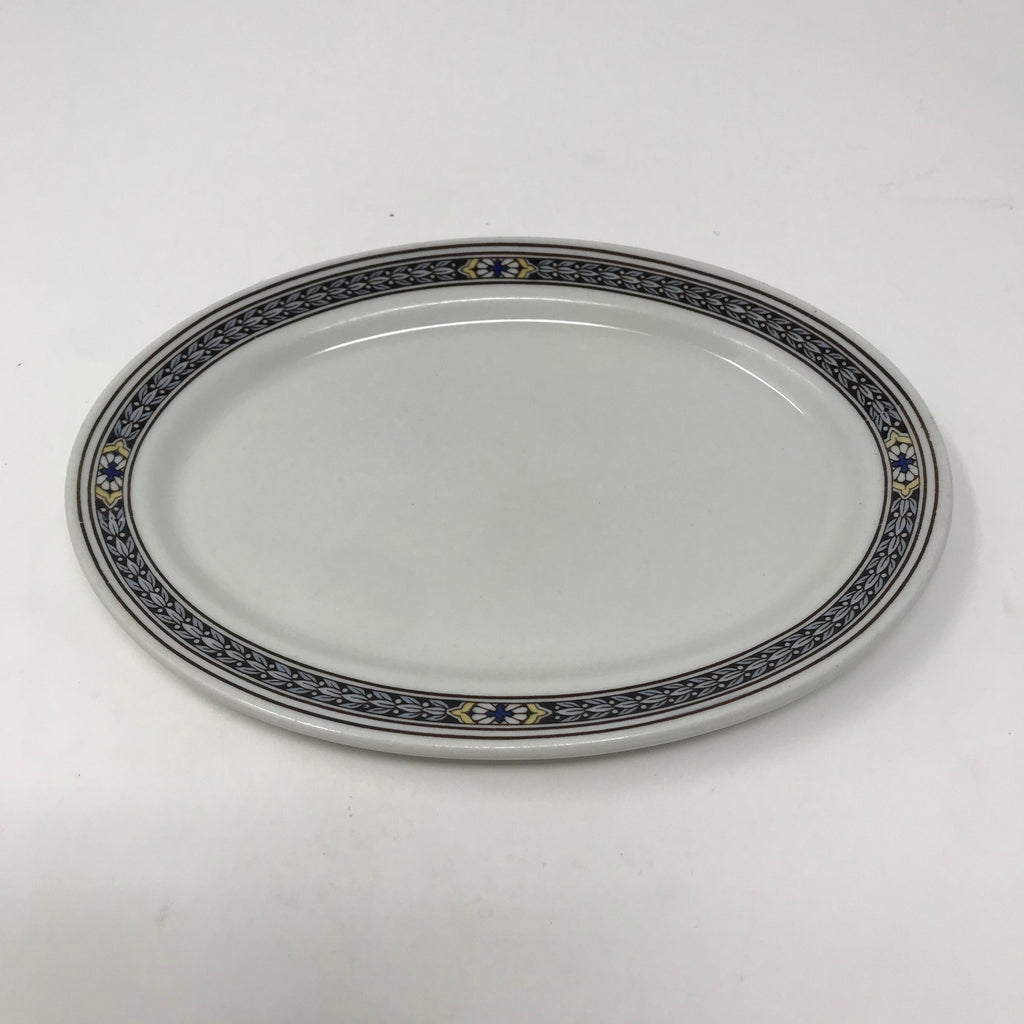 Small Platter with Decorative Edge