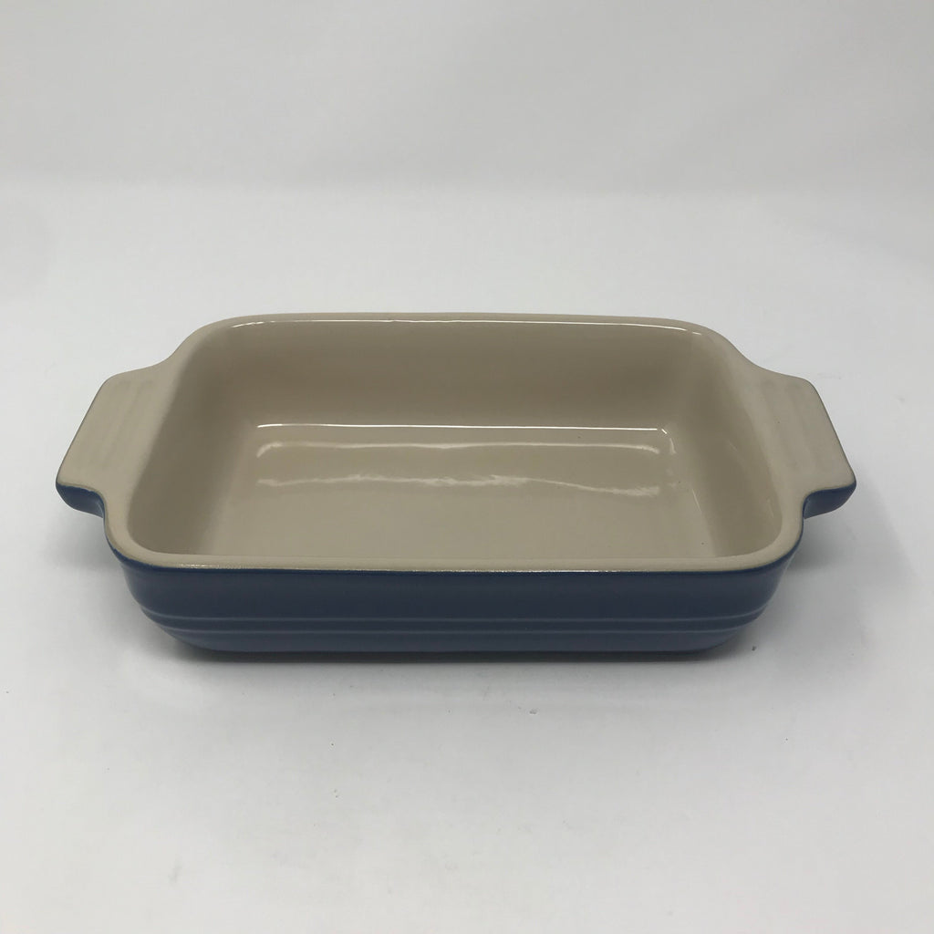 White Small Baking Dish/Loaf Pan