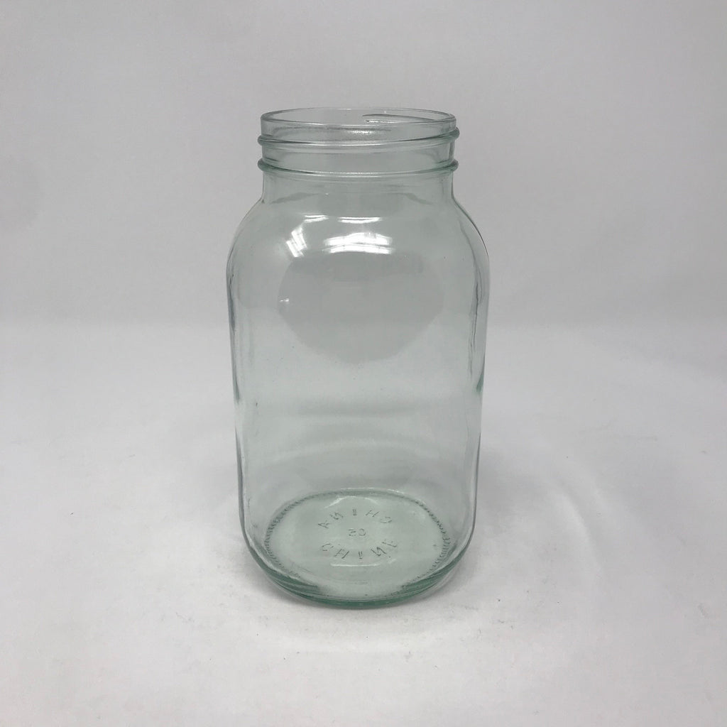 Large Glass Jar - no lid