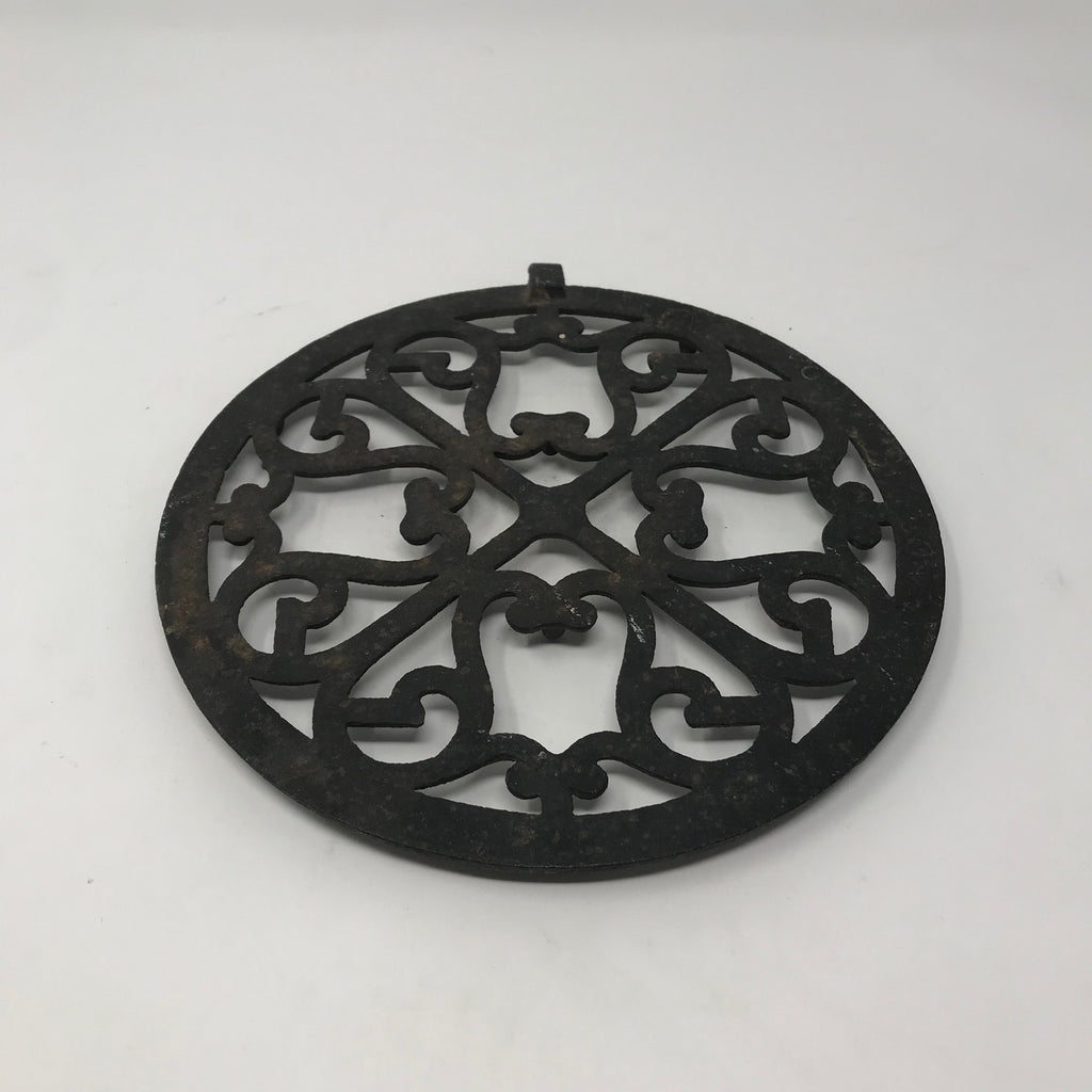 Decorative Metal Trivet