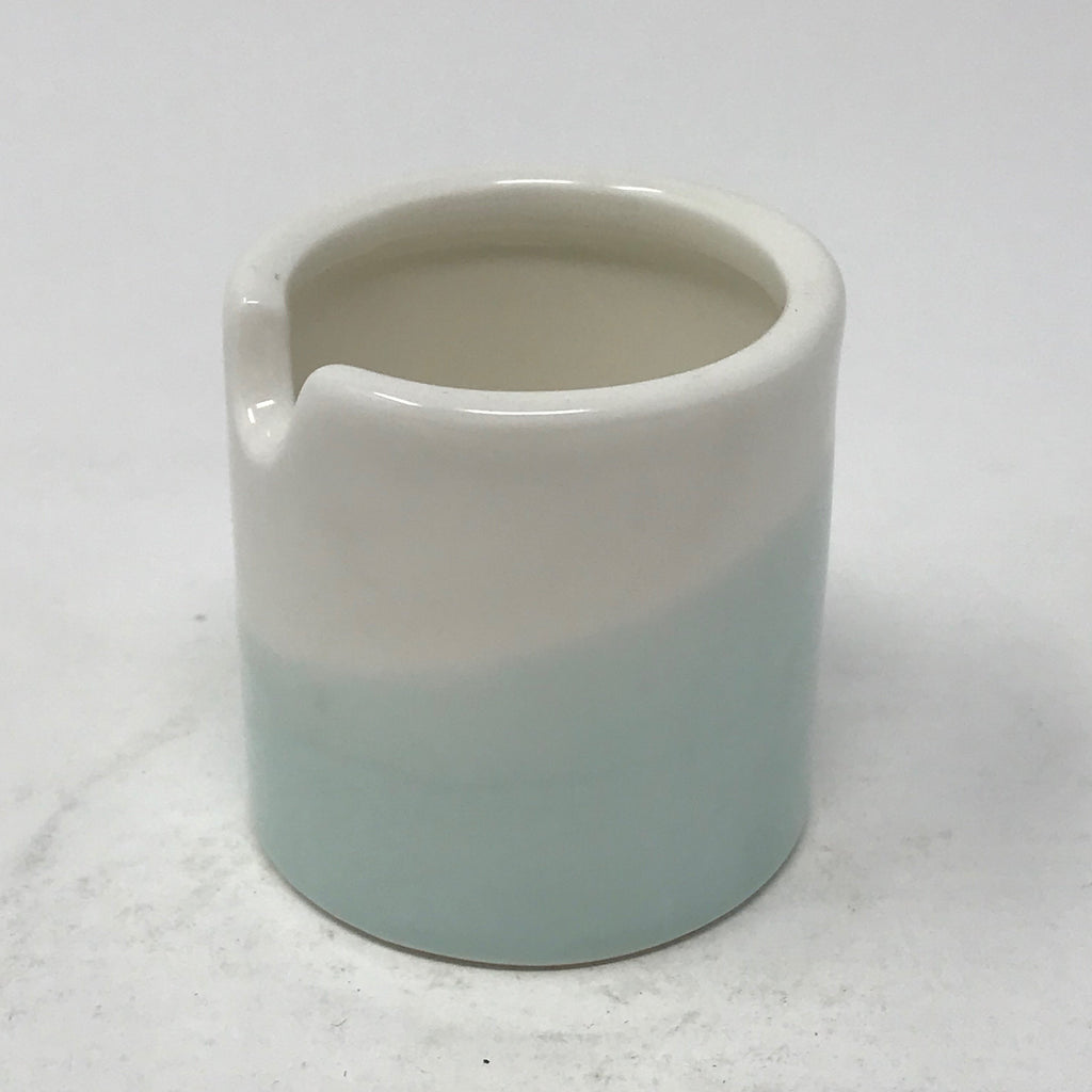 Little Ceramic Honey or Cream Jar