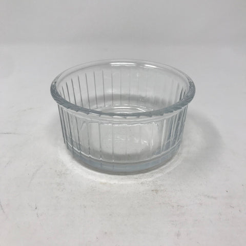 Glass Ramekin/ Ingredient Dish