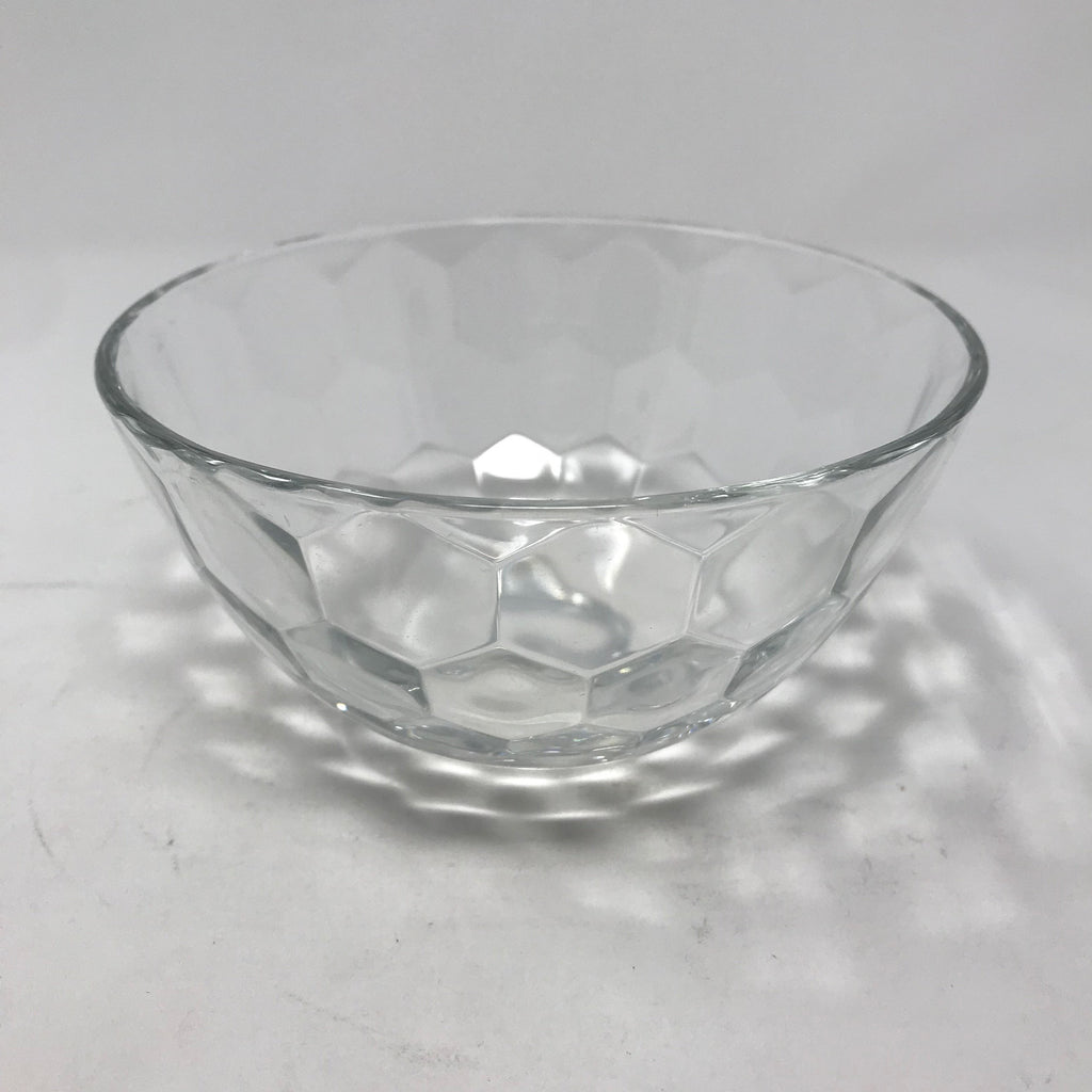 HoneyComb Faceted Bowl