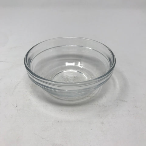 Glass Ingredient Dish