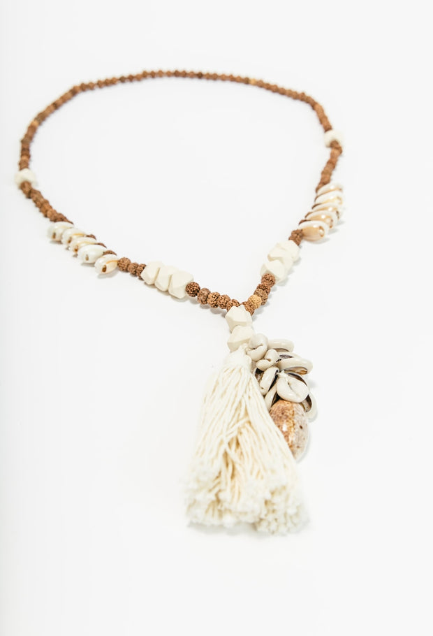 Carina Tassel Necklace