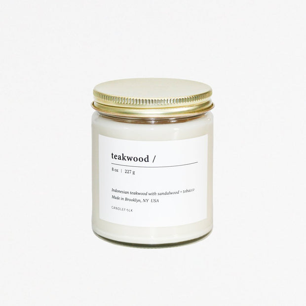 8 oz. Soy Candle - 3 Scents