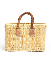 Vega Straw Bag - Classic Tan