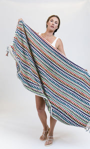 Luxe Terry Cloth Towel - Multi