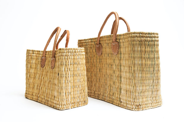 Meridian Straw Totes