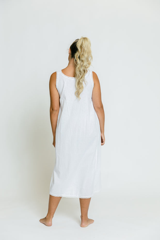 Perfect Cotton Nightgown - Long