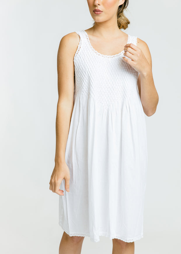Perfect Cotton Nightgown - Short