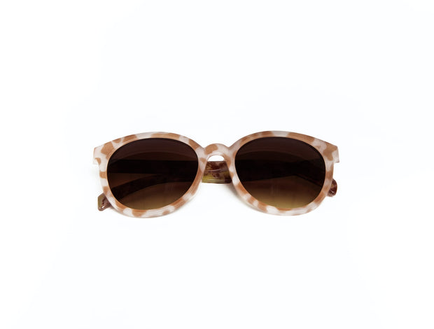 Tortoise Sunglasses - Rose