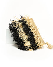 Cha-Cha Straw Clutch - Holiday