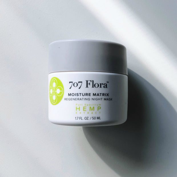 707 Flora Moisture Matrix Night Mask