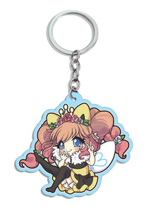 Queen Bee Meowchi Chibi Key-chain