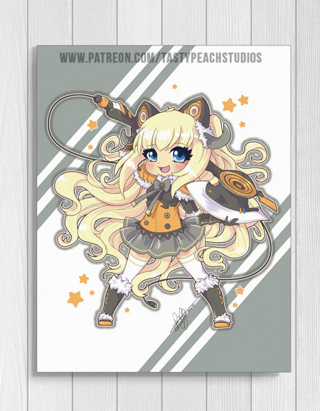 SeeU Later Warrior Print