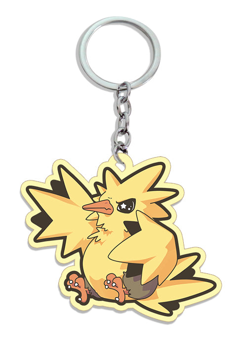 Zapdos Birb Key-chain