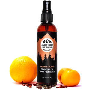 Natural Orange Clove Room Spray
