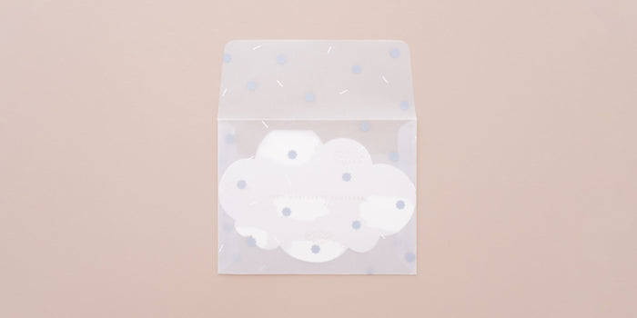 Cloud Confetti Card