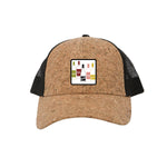 DRINK Cork Trucker Cap