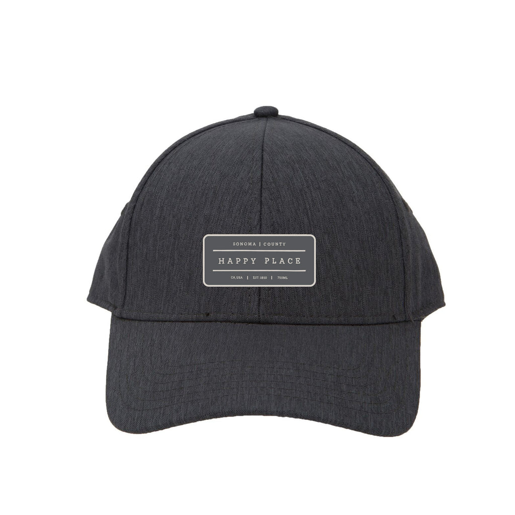 Happy Place Sonoma Linen Cap