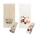 Tea Towel Bundle - Cheers Napa & DRINK