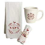 Vintage Napa - Morning Mug & Tea Towel Bundle