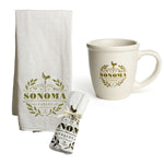 Vintage Sonoma - Morning Mug & Tea Towel Bundle