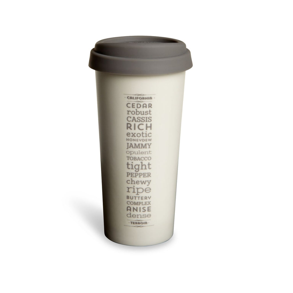 California Terroir Double Wall Ceramic Tumbler