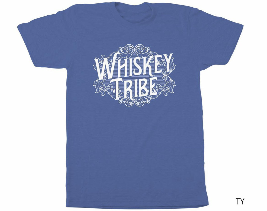 Whiskey Tribe Royal Blue T-Shirt