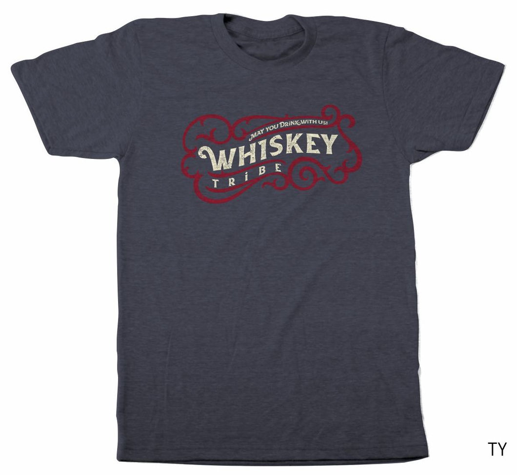 Whiskey Tribe TShirt - May You Drink With Us